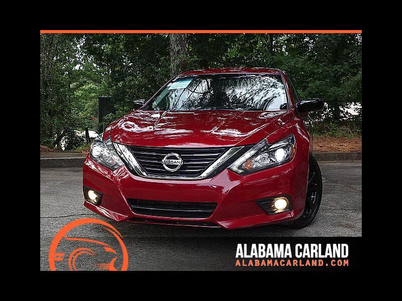 2017 Nissan Altima 2.5 SR Sports MidNight Black Edition Camera LED HI