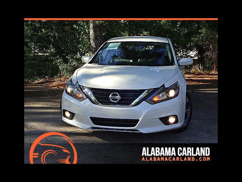 2016 Nissan Altima 2.5 SR Sports Back Up Camera XM BT Alloys