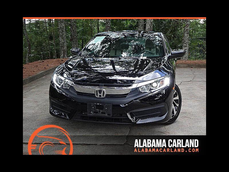 2017 Honda Civic LX-P Coupe CVT Sunroof Back Up Camera BT Alloys