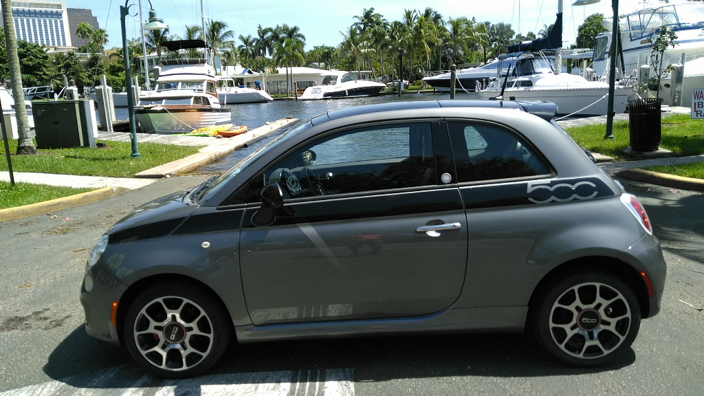 2012 Fiat 500 2dr HB Sport