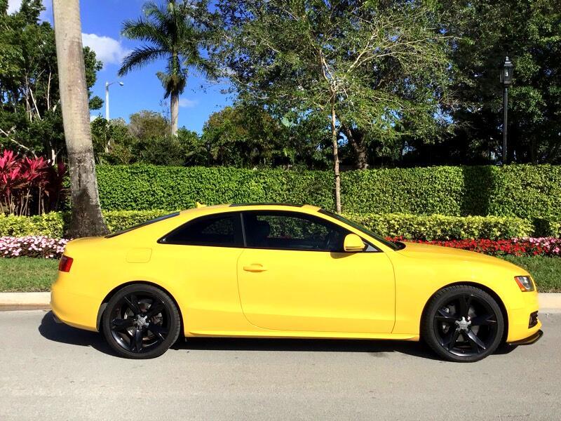 Audi A5 2dr Cpe Auto 2009