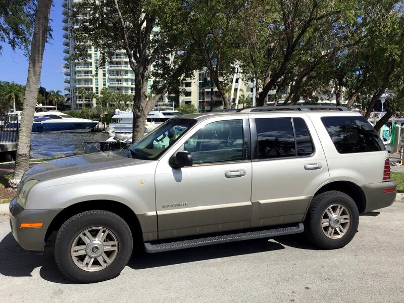 2002 Mercury Mountaineer Premier 4.0L 2WD