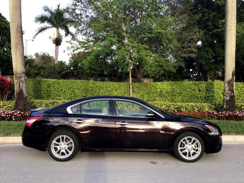 2010 Nissan Maxima 4dr Sdn V6 CVT 3.5 SV w/Premium Pkg