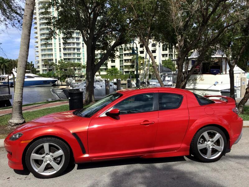 2008 Mazda RX-8 4dr Cpe Auto Grand Touring