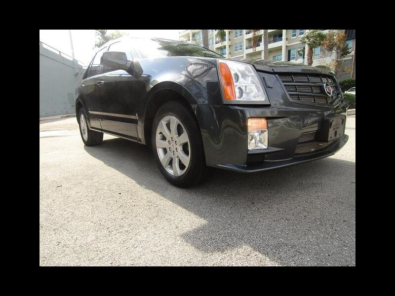 2009 Cadillac SRX AWD 4dr V6