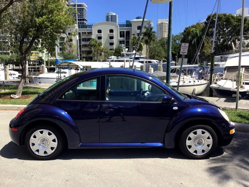 Volkswagen New Beetle 2dr Cpe GLS Auto 2002