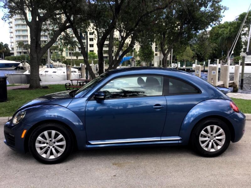 Volkswagen Beetle Final Edition SEL Auto 2019