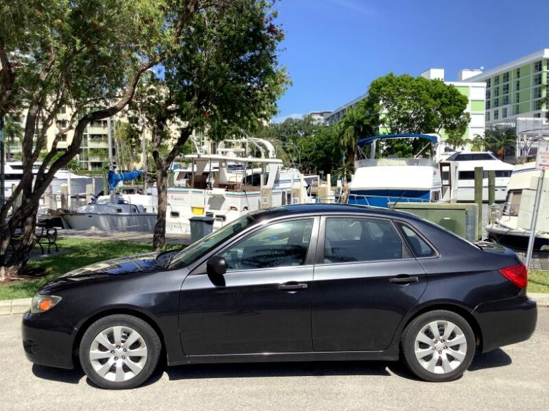 Subaru Impreza Sedan (Natl) 4dr Auto i 2008