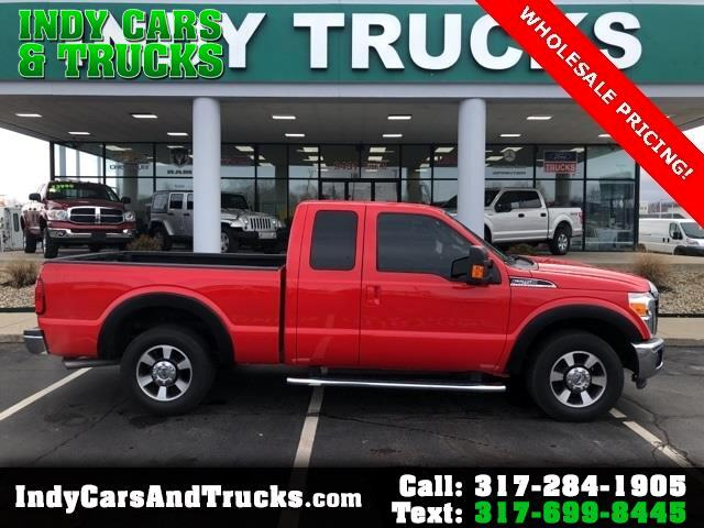 2016 Ford Super Duty F-250 SRW Lariat 2WD SuperCab 6.75' Box