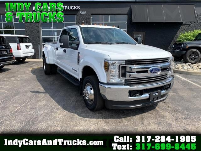 "2018 Ford Super Duty F-350 DRW Crew Cab 156"" XLT"