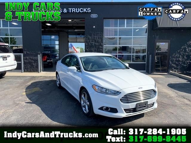 2016 Ford Fusion 4dr Sdn SE AWD