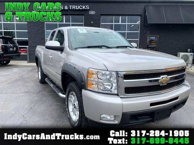 "2009 Chevrolet Silverado 1500 4WD Ext Cab 134.0"" LTZ *Ltd Avail*"