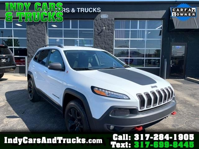 2017 Jeep Cherokee Trailhawk L Plus 4x4