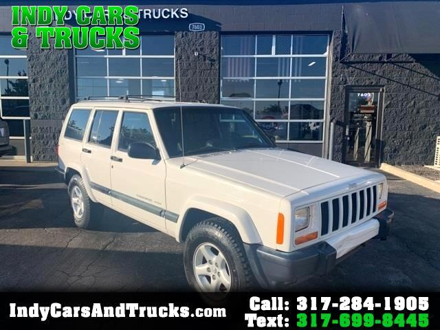 Jeep Cherokee 4dr Sport 4WD 2000