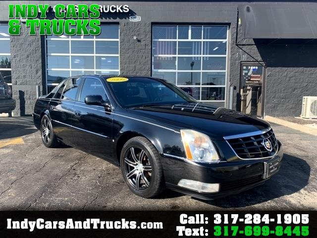 2006 Cadillac DTS 4dr Sdn w/1SE