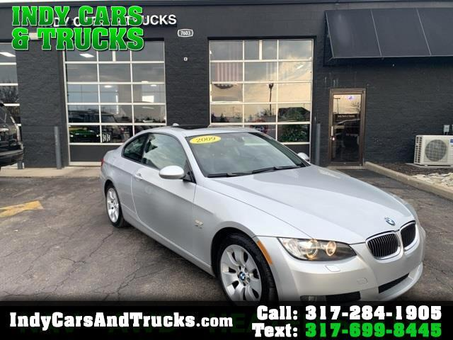 BMW 3 Series 2dr Cpe 335i xDrive AWD 2009