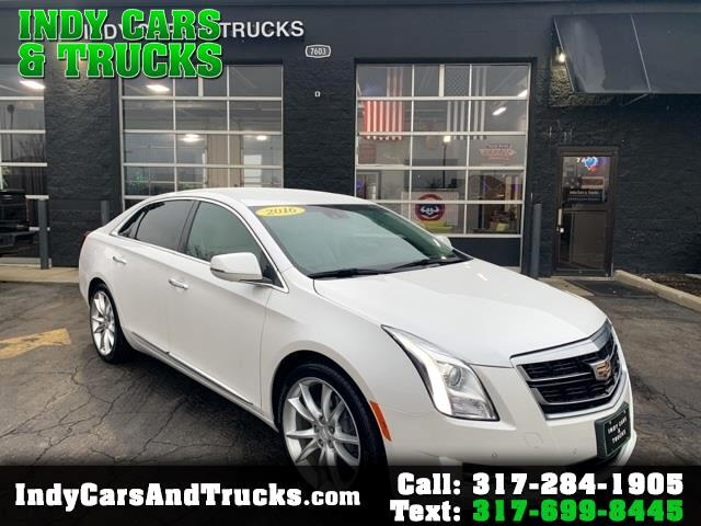 Cadillac XTS 4dr Sdn Premium Collection AWD 2016