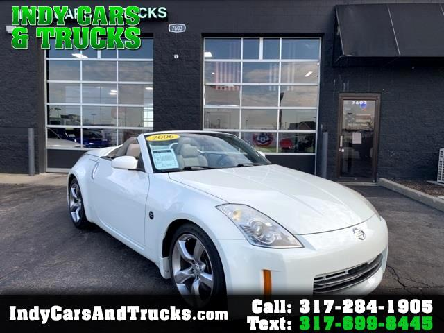 Nissan 350Z 2dr Roadster Touring Manual 2006
