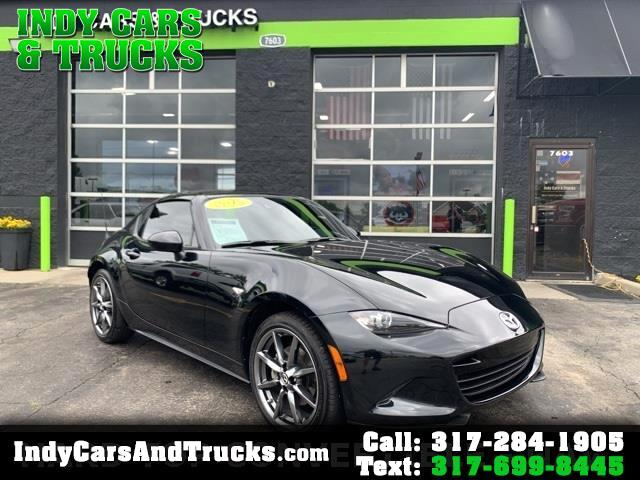 Mazda MX-5 Miata RF Grand Touring Auto 2018