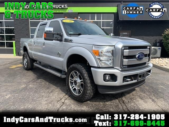 "Ford Super Duty F-350 SRW 4WD Crew Cab 156"" King Ranch 2016"
