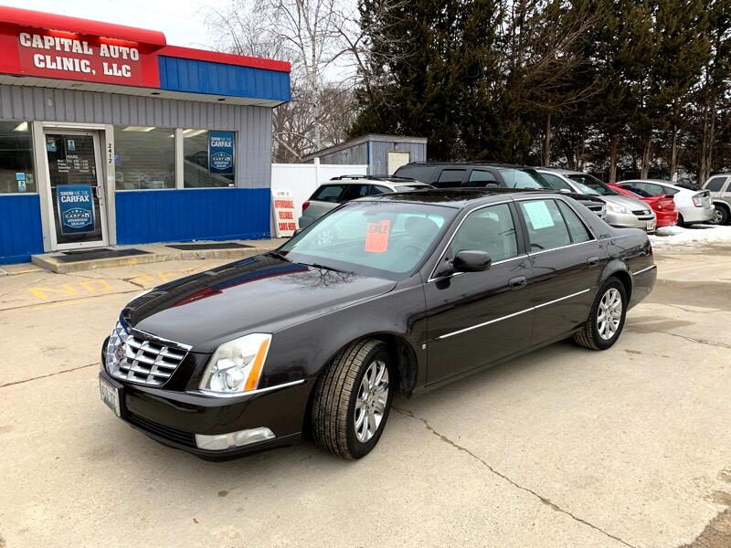 2008 Cadillac DTS V8