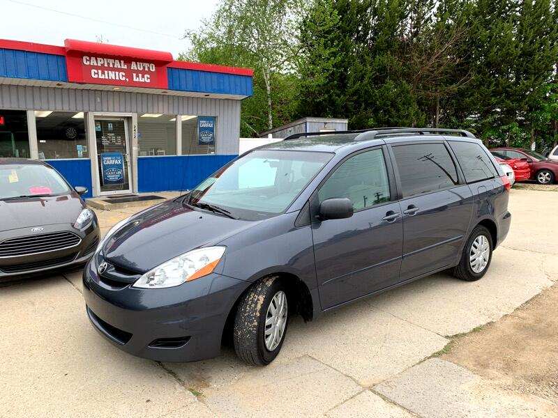 2007 Toyota Sienna 5dr 7-Pass Van LE FWD (Natl)