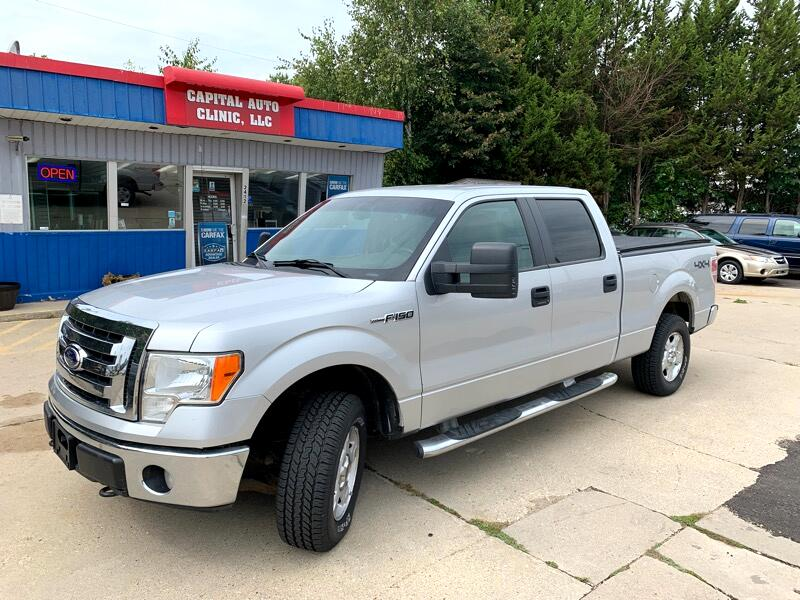2010 Ford F-150 4WD SuperCrew 150