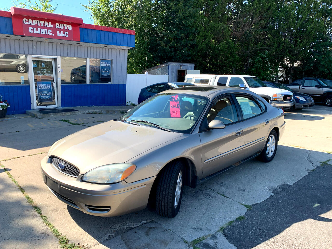 Ford Taurus 4dr Sdn SEL 2007
