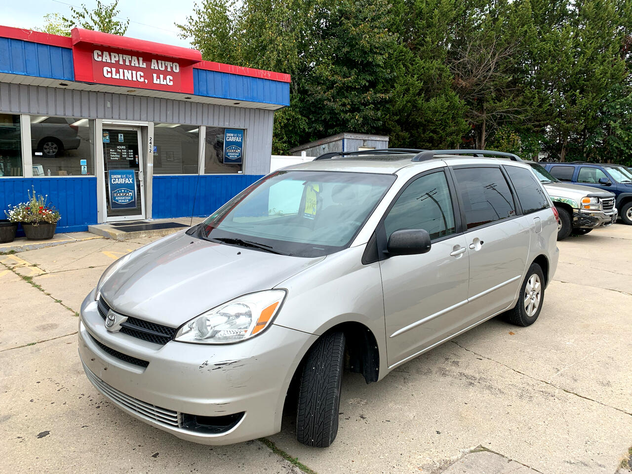 Toyota Sienna 5dr LE FWD 8-Passenger (Natl) 2004