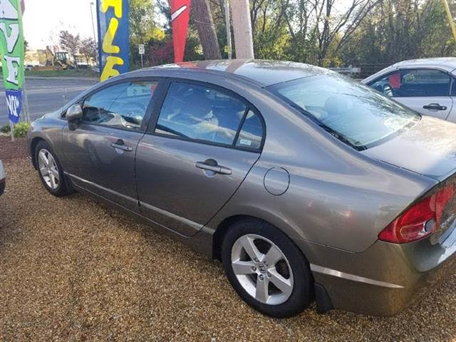 2006 Honda Civic EX Sedan AT with Navigation