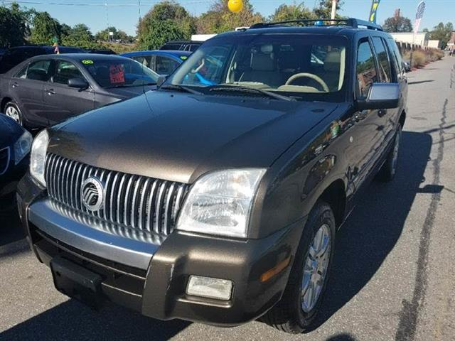 2008 Mercury Mountaineer Premier 4.6L AWD