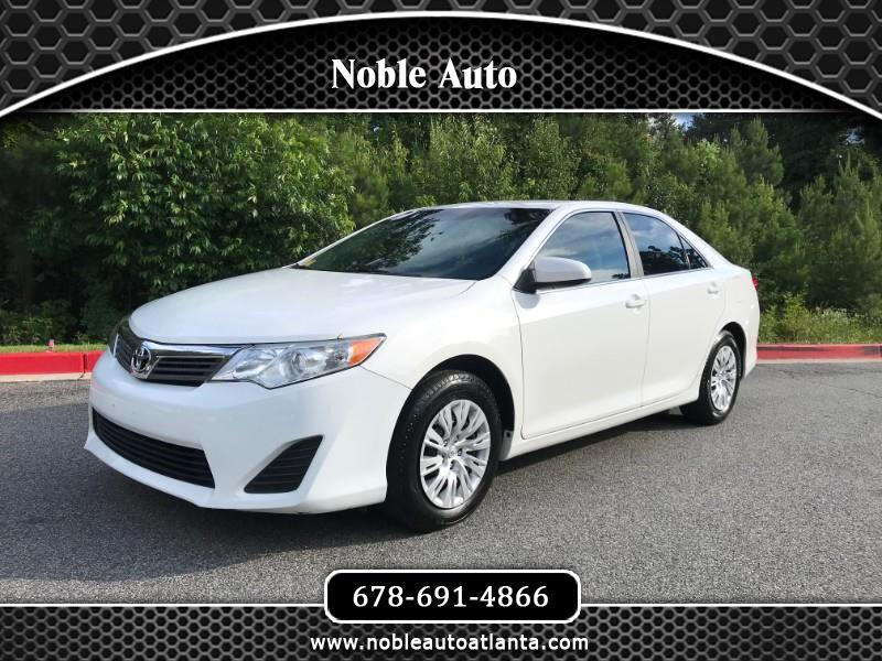 Toyota Camry L 2012