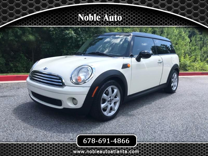 MINI Clubman Base 2009