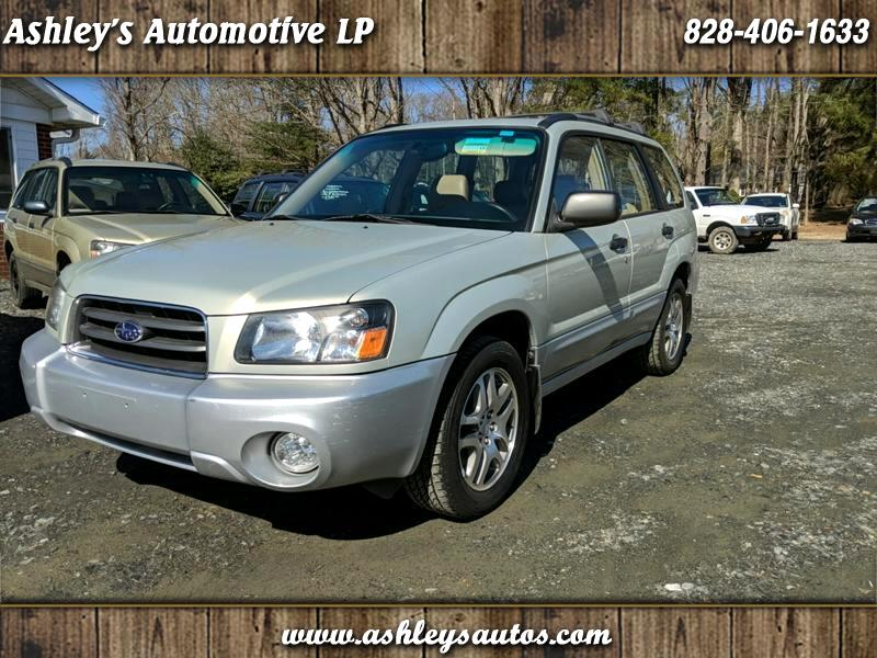 2005 Subaru Forester 2.5 X L.L.Bean Edition