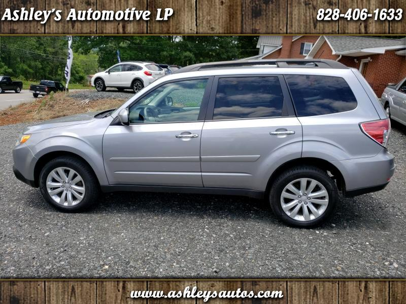 2011 Subaru Forester 2.5 X Premium Package