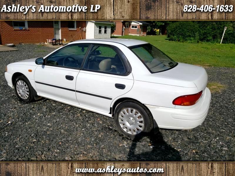 1999 Subaru Impreza L sedan
