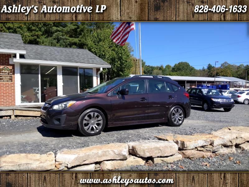 2013 Subaru Impreza Wagon 2.5 i Auto