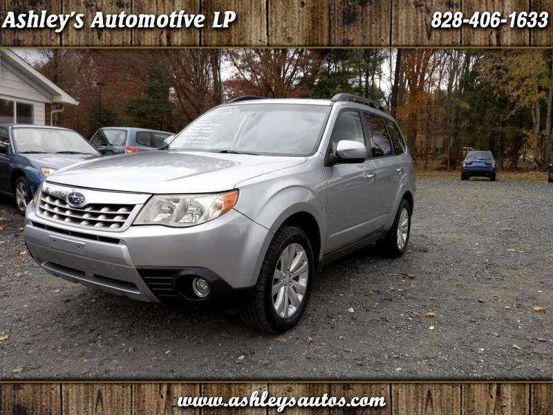 2013 Subaru Forester 2.5 XT Limited