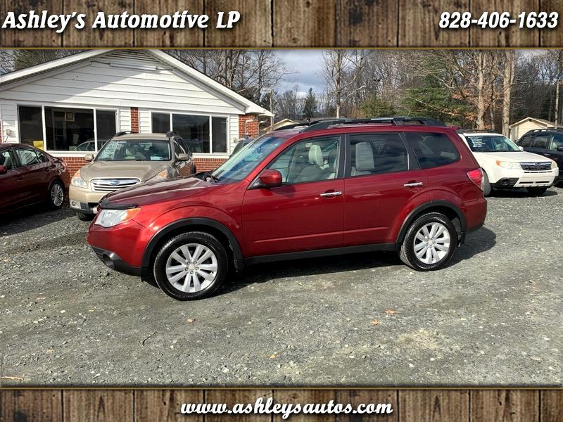 Subaru Forester 2.5X Limited 2012