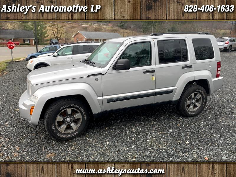 Jeep LIBERTY SP  2008