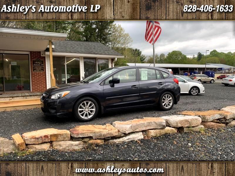 Subaru Impreza 2.0i Premium 5-Door w/All Weather Package 2014