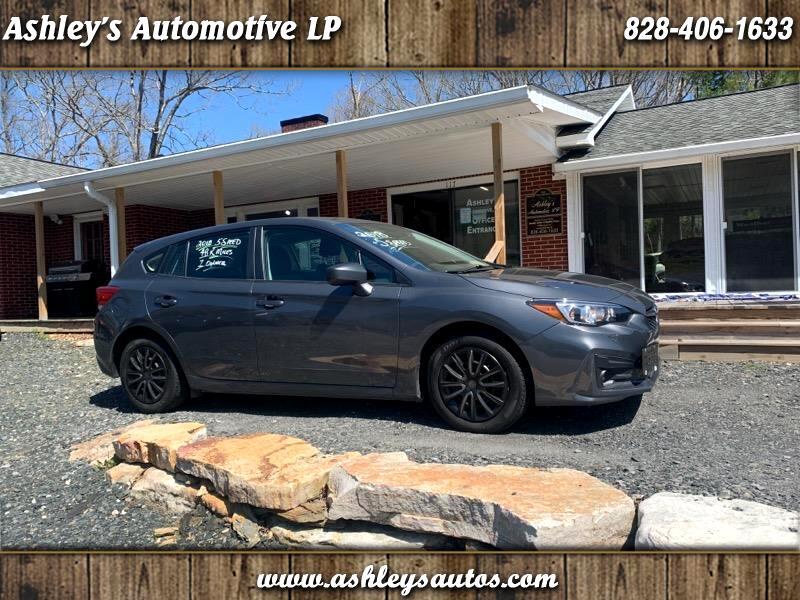 Subaru Impreza 2.0i 5M 5-Door 2018