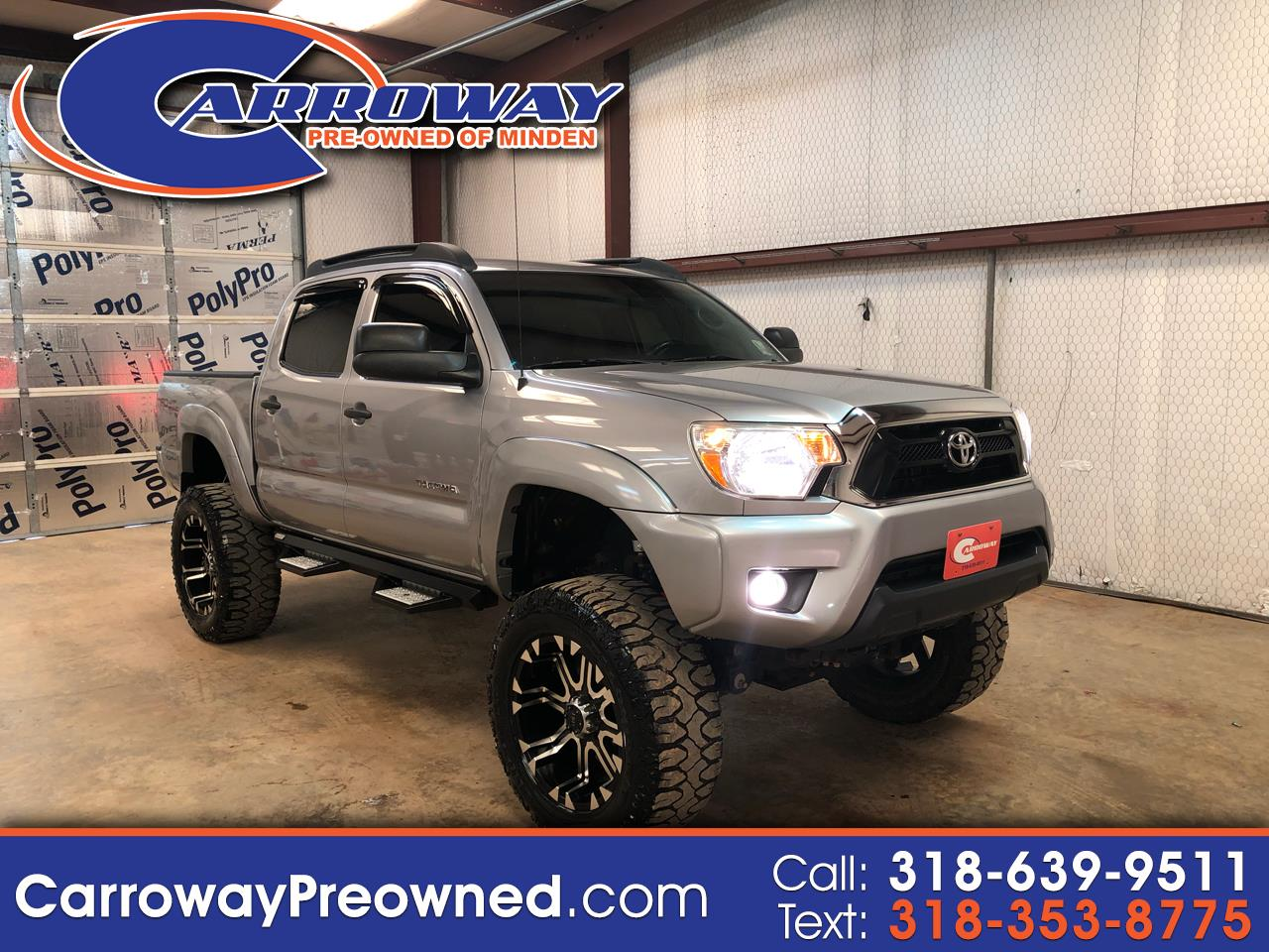 2014 Toyota Tacoma 2WD Access Cab V6 AT SR5 (Natl)