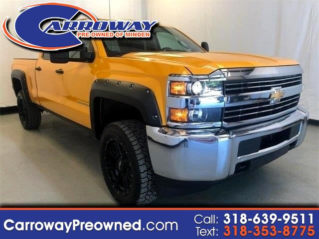 "Chevrolet Silverado 3500HD Built After Aug 14 4WD Crew Cab 153.7"" Work Truck 2015"