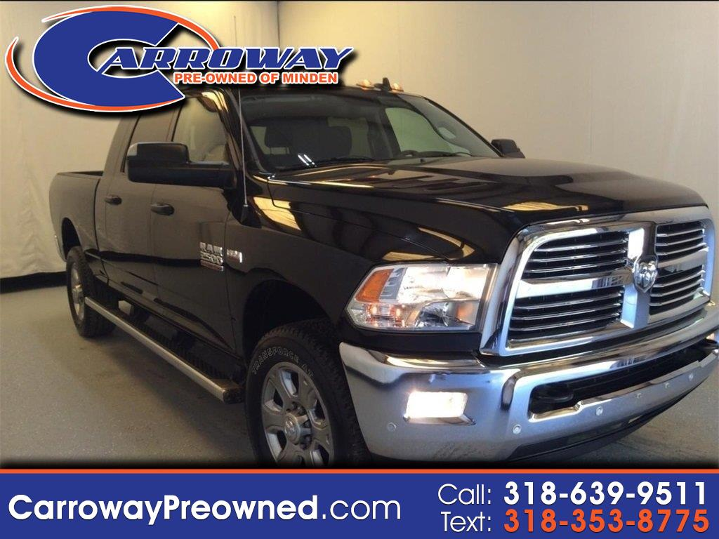 "RAM 2500 Big Horn 4x4 Mega Cab 6'4"" Box 2016"