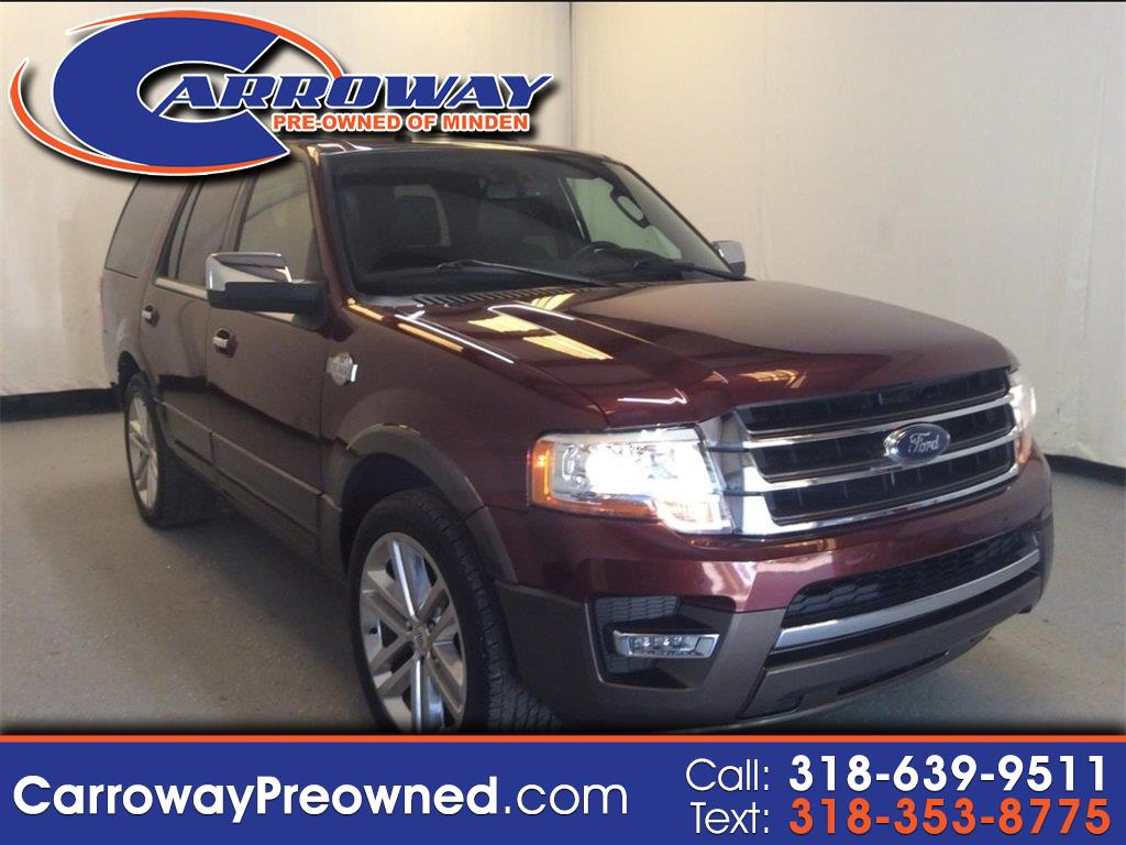 2016 Ford Expedition 4dr King Ranch
