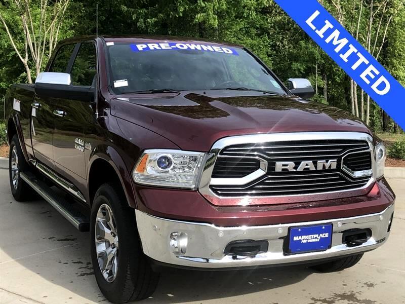 2017 RAM 1500 Longhorn Crew Cab LWB 4WD