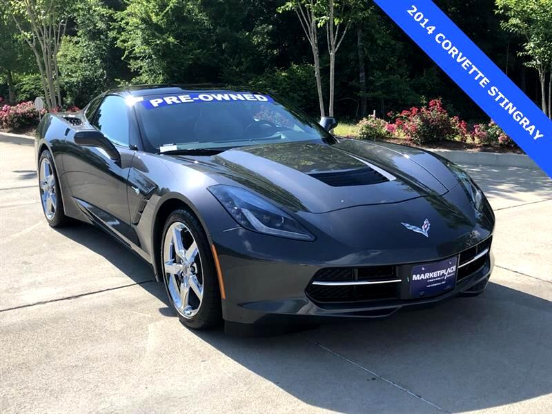 2014 Chevrolet Corvette Stingray 1LT Coupe Automatic