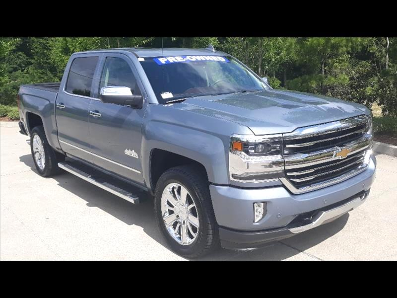 2016 Chevrolet Silverado 1500 High Country Crew Cab Long Box 4WD