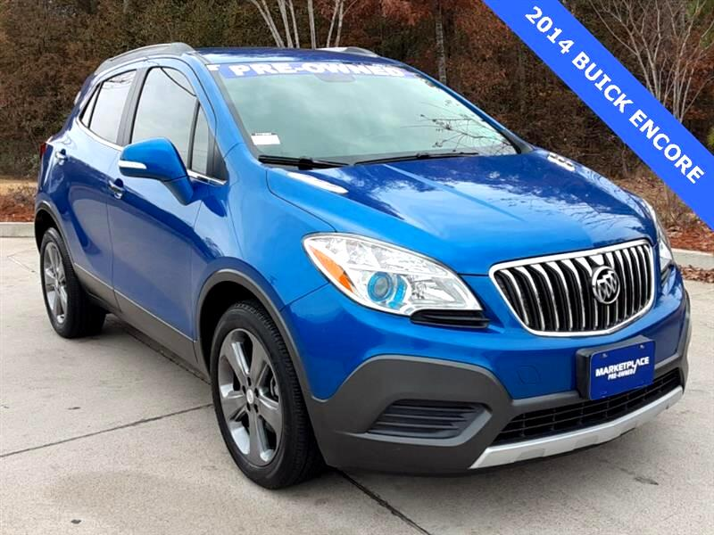 Buick Encore Base FWD 2014